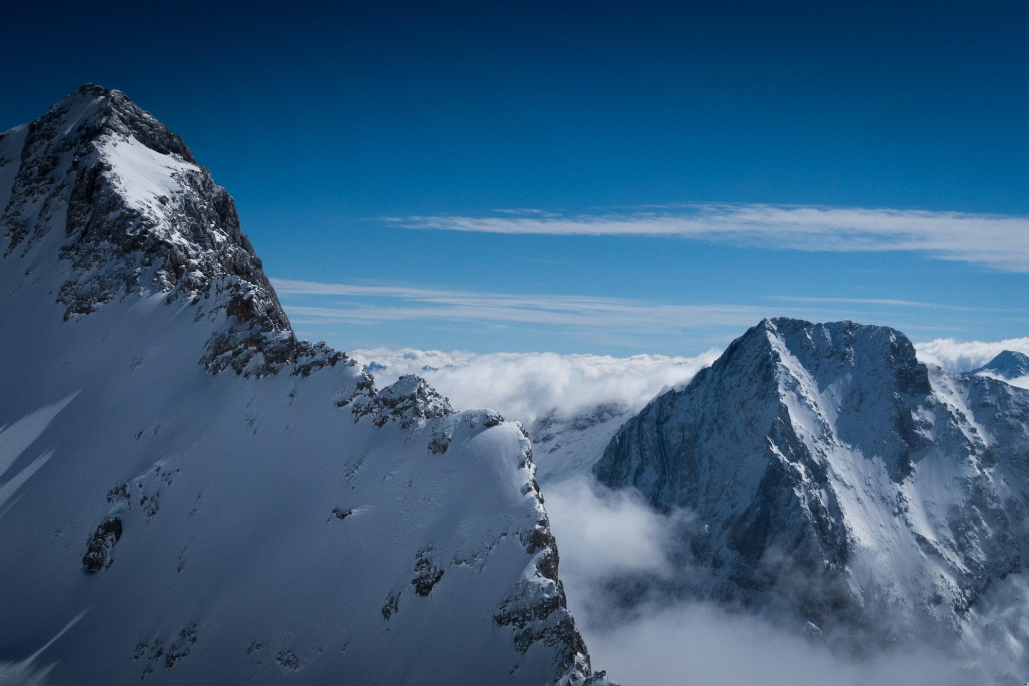 Zugspitze scenic 1