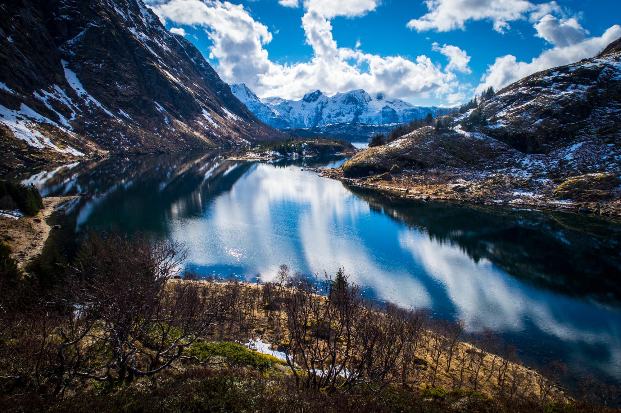 stunning Grunnfjord